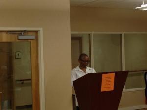 Lorraine Currelley, founder/director Poets Network & Exchange