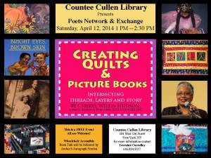 Creating Quilts & Picture Books