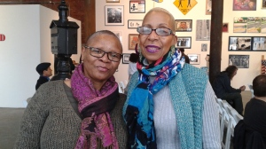 Lorraine Currelley, Poet & Founder/Executive Director Poets Network & Exchange, Inc. and Poet Nella Larsen
