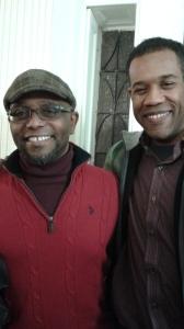 Tyhimba Jess and Gregory Pandlo