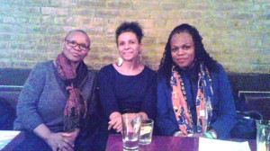 Lorraine Currelley, Jacqueline Jones LaMon and Nzadi Keita (CONJUNCTIONS: SHIRLEY & Belladonna)