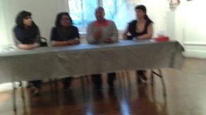 INNUENDOS Artists Panelists